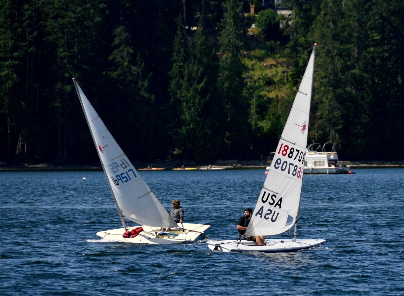 6th Annual Poise Cove Regatta July 16th, 2017